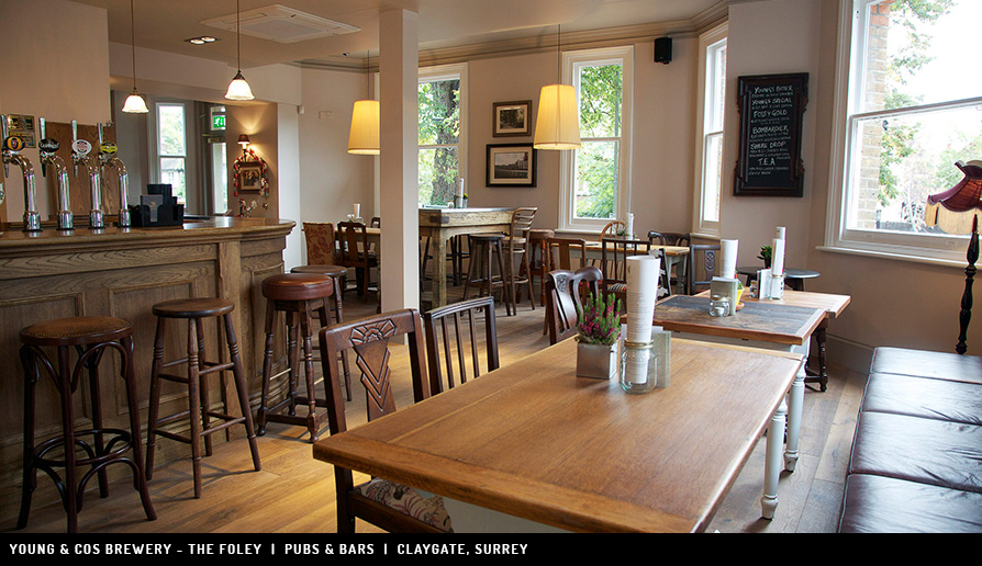 The Foley Claygate